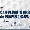 79° Campeonato Argentino de Profesionales Clodomiro Carranza lidera luego de la primera jornada